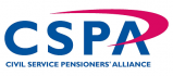 Logo Civil Service Pensioners Alliance